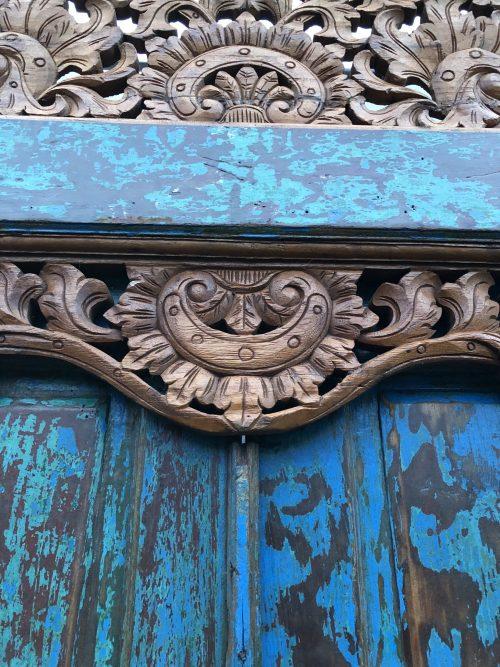 imposante antike Tür | Einzelstück