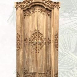 """Traditionelle Bali-Tür """"Ati"""""""