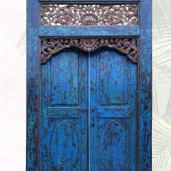 """Asoka"" imposante antike Tür | Einzelstück"