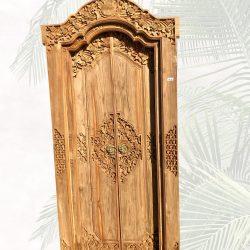 Ayu balinesische Tür