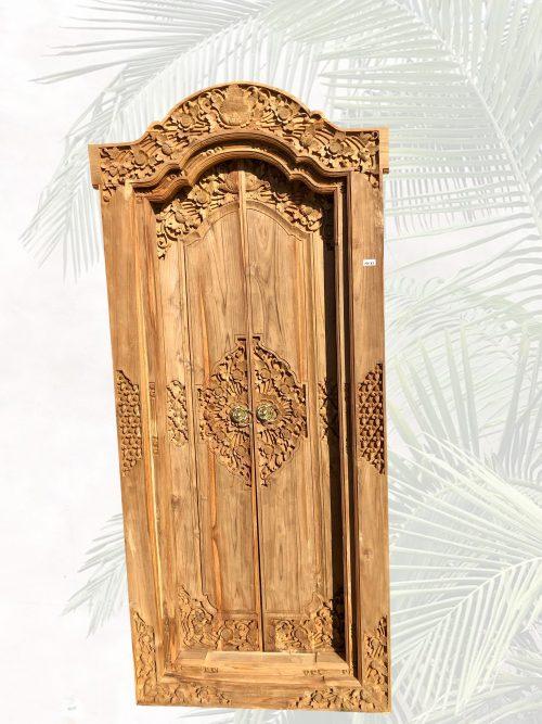 """Balinesische Tür """"Ayu"""""""