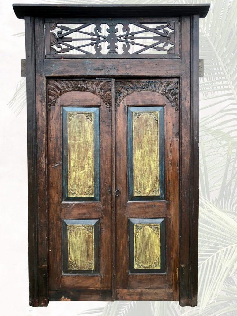 "antike Tür ""Barboros"""